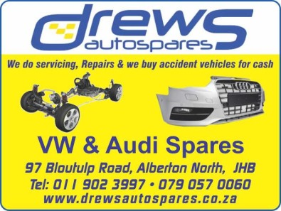 SERVICING & MECHANICAL REPAIRS ON ALL VW AND AUDI